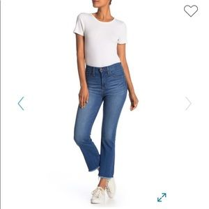 💥SALE💥 Madewell Cropped Jeans